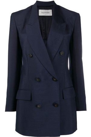 VALENTINO Women Blazers - Double-breasted blazer