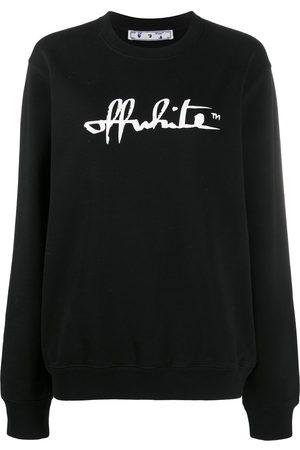 OFF-WHITE Script logo sweatshirt