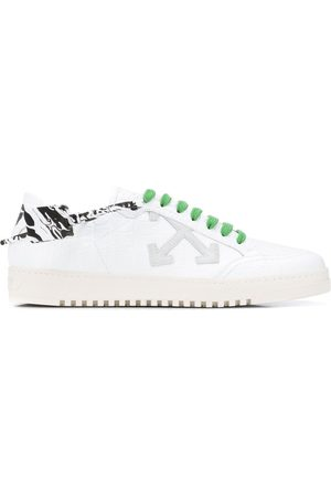 OFF-WHITE Crocodile pattern 2.0 sneakers
