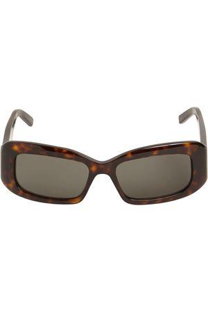 Saint Laurent Sl 418 Square Acetate Sunglasses