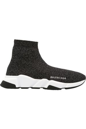 Balenciaga Women Flat Shoes - Speed sneaker