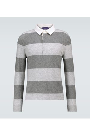 Ralph Lauren Cashmere rugby polo sweater