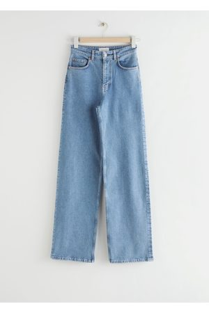 & OTHER STORIES Relaxed High Rise Jeans