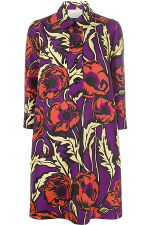 La DoubleJ Women Printed Dresses - Floral print shift dress