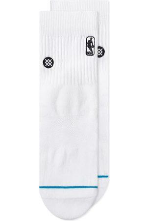 Stance Men Socks - Nba Logoman Quarter Length Sock