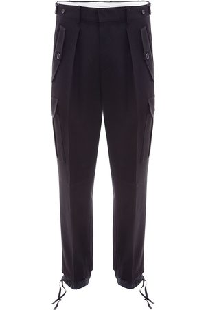 J.W.Anderson Double-hem cargo trousers