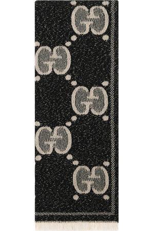 Gucci Women Scarves - GG logo scarf