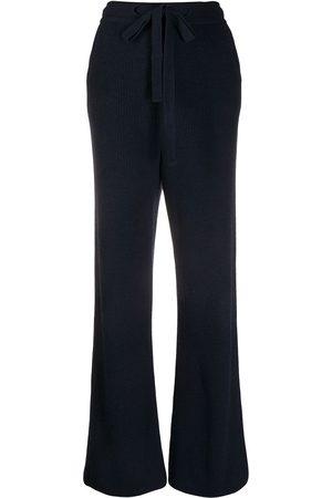 Nanushka Ribbed knit trousers