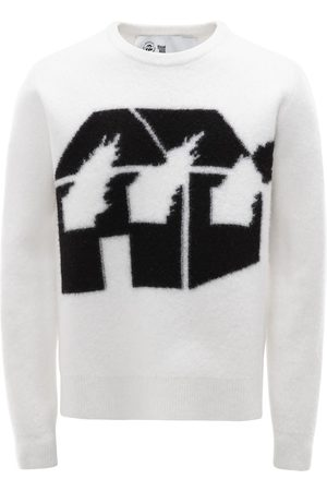 J.W.Anderson Burning House Jumper