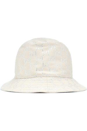 Gucci Women Hats - Lamé bucket hat