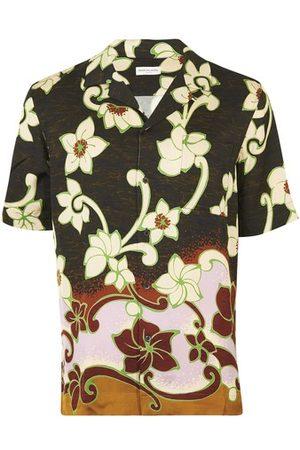 DRIES VAN NOTEN Men Short sleeves - Hawaï shirt