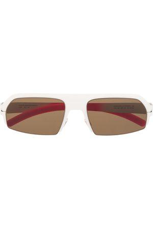 MYKITA Square - X Bernhard Willhelm Lost square-frame sunglasses