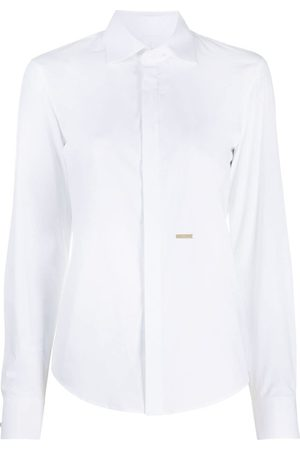 Dsquared2 Women Shirts - Cutaway collar shirt