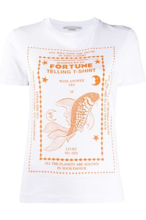 Stella McCartney Fortune Telling slim-fit T-shirt