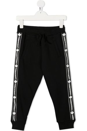 Dsquared2 Logo-tape track pants