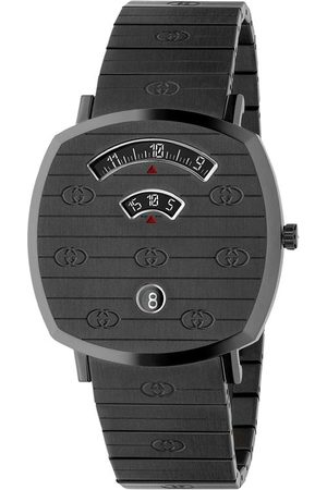 Gucci Grip 35mm watch - Grey