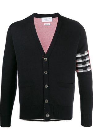 Thom Browne 4-Bar cardigan