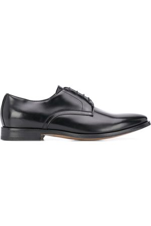 adidas Lace-up Derby leather shoes