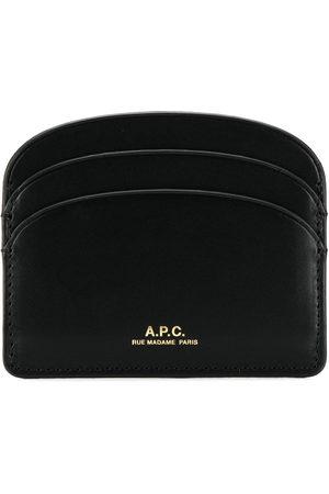 A.P.C Logo cardholder