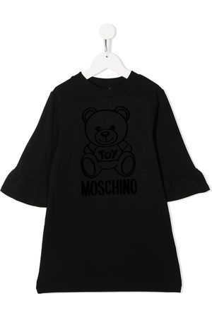 Moschino Teddy bear shift dress