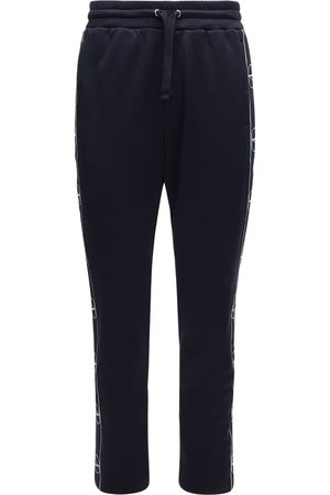 VALENTINO Acetate Jogging Pants W/ Logo Bands