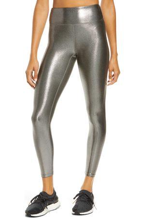 Heroine Women Leggings - Women's Metallic High Waist Leggings