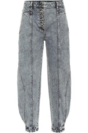 ULLA JOHNSON Women High Waisted - Brodie high-rise tapered jeans