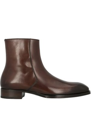 Tom Ford Zipped leather boots