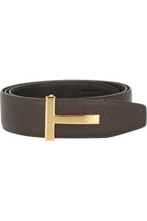 Tom Ford Men Belts - Reversible belt