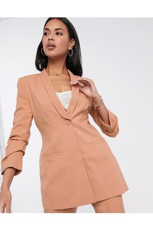 ASOS Hourglass mix & match suit blazer