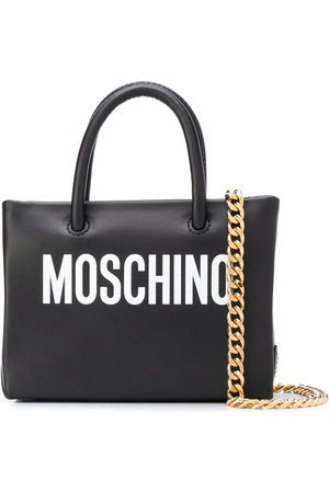 Moschino Logo-print shoulder bag