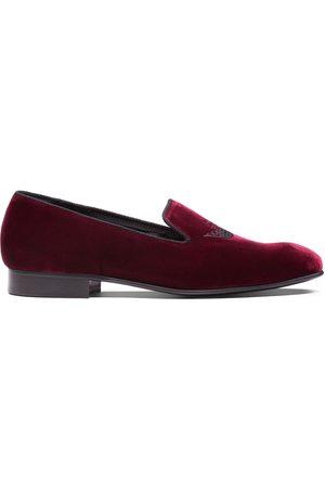 Church's Sovereign 2 velvet loafers
