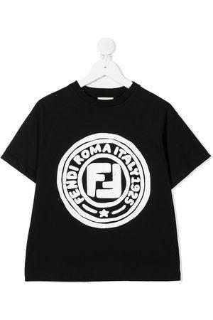 Fendi Logo-print T-shirt