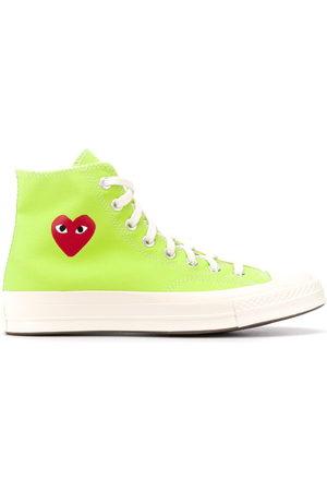 COMME DES GARÇONS PLAY X CONVERSE Sneakers - Chuck 70 high-top sneakers