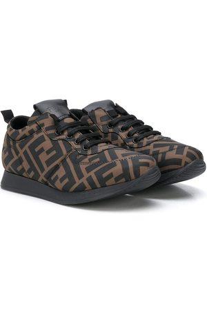 Fendi Zucca monogram-print sneakers