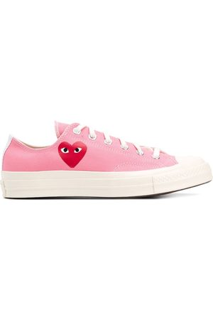 COMME DES GARÇONS PLAY X CONVERSE Sneakers - X Converse Chuck 70 low-top sneakers