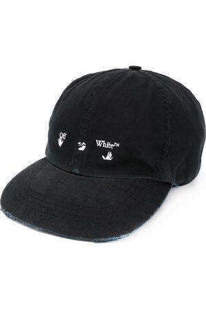 OFF-WHITE Logo-print cap