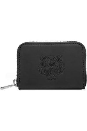Kenzo Men Wallets - Tiger Zip Coin Wallet