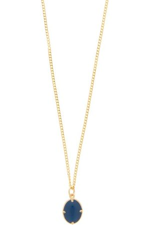MIANSAI Portal Gold-vermeil Pendant Necklace - Mens