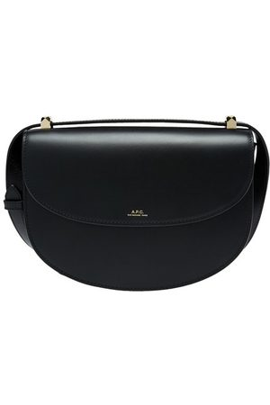 A.P.C Women Purses - Leather Geneve shoulder bag