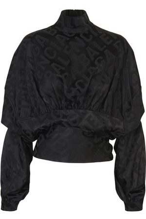 Balenciaga Upside down blouse