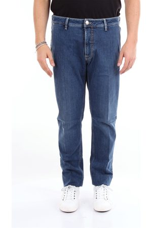 BARBA Men Straight - Straight Men Jeans