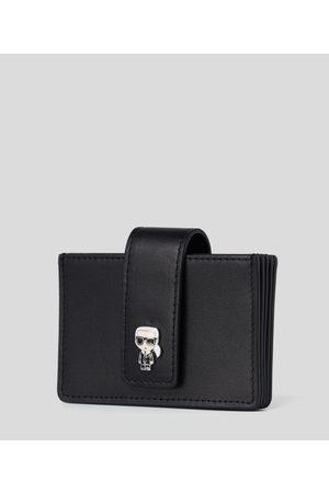 Karl Lagerfeld K/Ikonik Card Holder