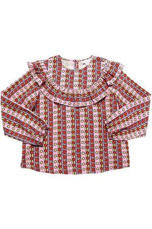 Stella McCartney Stars Print Lyocell Shirt