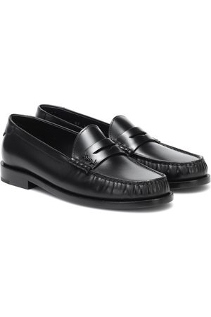 Saint Laurent Leather loafers
