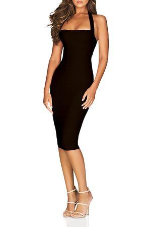 Nookie Women Bodycon Dresses - Boulevarde Bodycon Halter Dress