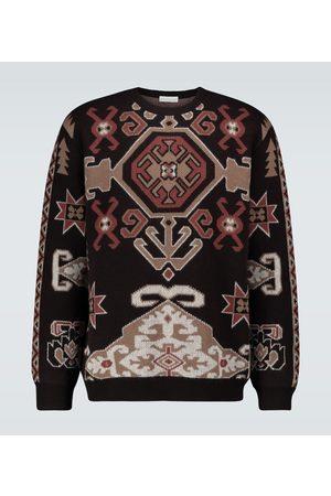 Etro Tappeto crewneck sweater