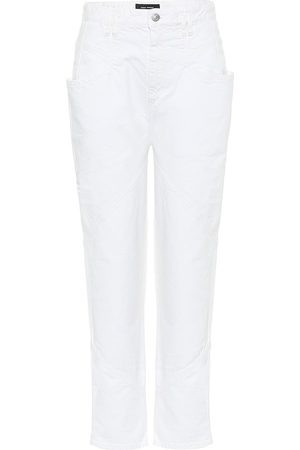 Isabel Marant Nadeloisa high-rise slim jeans