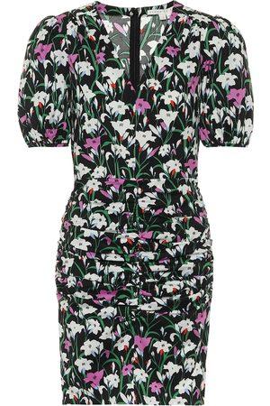 VERONICA BEARD Women Party Dresses - Janis cotton-blend minidress