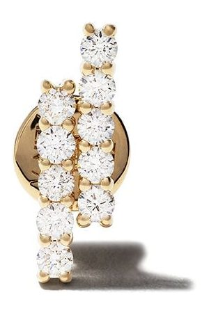 ALINKA Women Studs - 18kt yellow MALA diamond stud earring